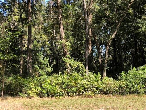 1 Acre Wooded Lot 776694 : Chiefland : Levy County : Florida