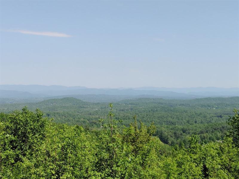 Blue Ridge Parkway Property : Wilkesboro : Wilkes County : North Carolina
