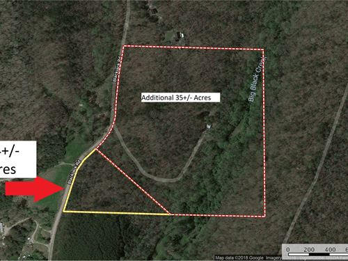 5.4+/- Acre Home Site, Blackjack R : Trussville : Saint Clair County : Alabama