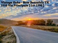 3.07 Acres In Comal County : New Braunfels : Comal County : Texas