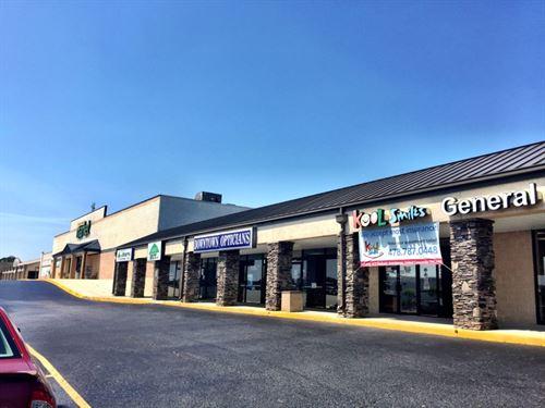 Market Square Ii Shopping Center : Macon : Bibb County : Georgia
