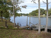 10.27+/- Acres On Lake Greenwood : Cross Hill : Laurens County : South Carolina