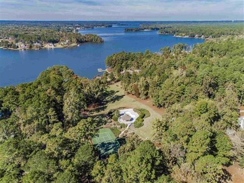 Two Lake Access Lots In Reynolds : Greensboro : Greene County : Georgia