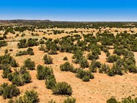 Secluded Off-The-Grid Acreage In Az : Snowflake : Navajo County : Arizona