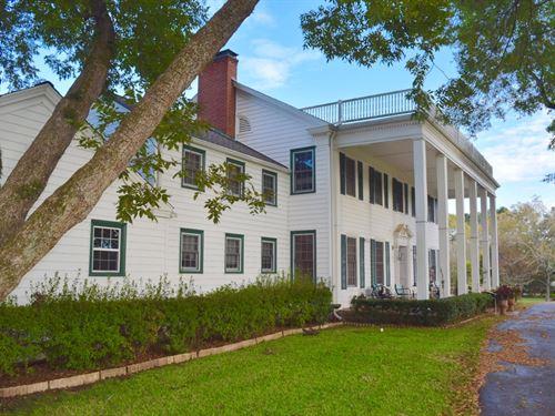 B&B,Colonial Homes,Southern : Prescott : Nevada County : Arkansas