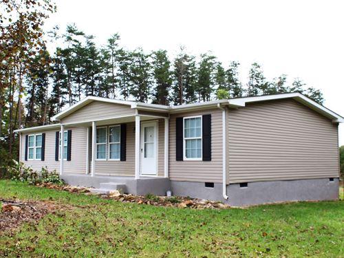Double Wide 10.86 Acres Patrick : Stuart : Patrick County : Virginia