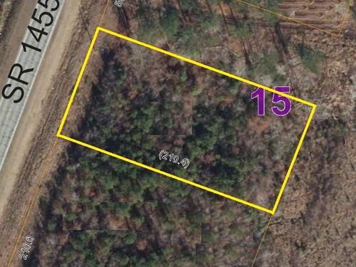 Residential Lot Cofield, North : Cofield : Hertford County : North Carolina