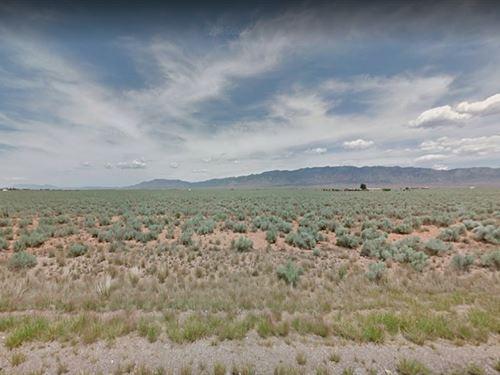 10 Acres Lot In Valencia County, Nm : Belen : Valencia County : New Mexico