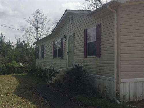 Move-In Ready : Bogue Chitto : Lincoln County : Mississippi