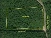 Beautiful Wooded Home Site : Milner : Lamar County : Georgia