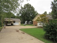 2 Acres With A Home In Panola Count : Sardis : Panola County : Mississippi