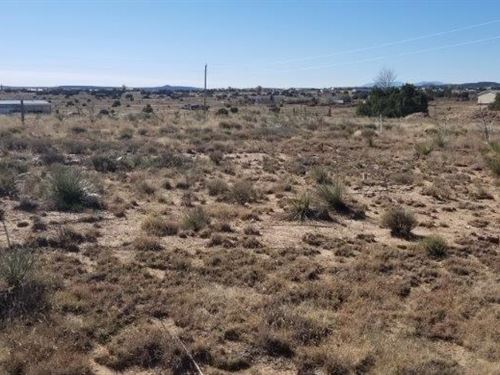 Residential Lot Moriarty NM Water : Moriarty : Torrance County : New Mexico