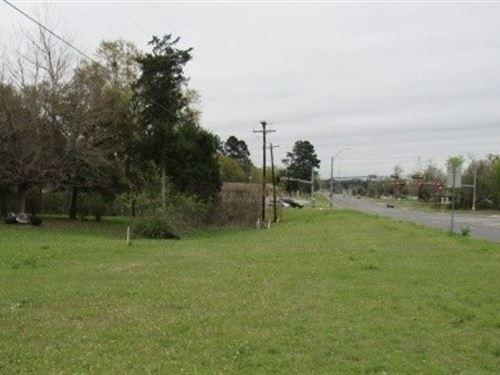 Commercial Real Estate Hwy 135 : Kilgore : Gregg County : Texas