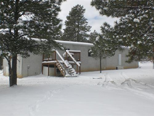Turn Key Home 5 Acres Weston, CO : Weston : Las Animas County : Colorado