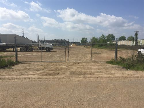 3.04 Acre Commercial Lot For Sale : Jackson : Hinds County : Mississippi