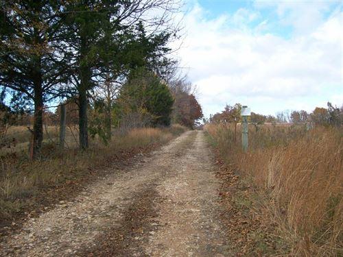 9 Acres M/L : Hulbert : Cherokee County : Oklahoma
