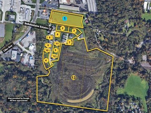 4.1 ac Development Lot in Bel : Saint Louis : Missouri