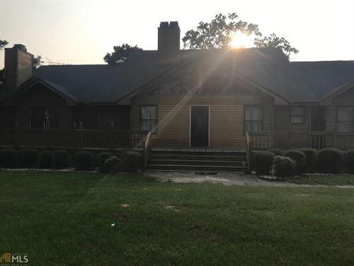 7 Br, 4 BA Country Home 5 Acres : Sylvania : Screven County : Georgia