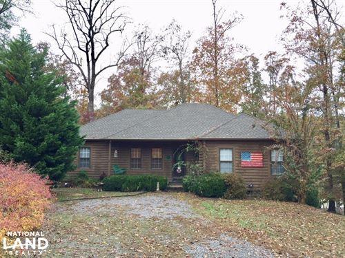 138 Battles Circle Smith Lake Lakeh : Double Springs : Winston County : Alabama
