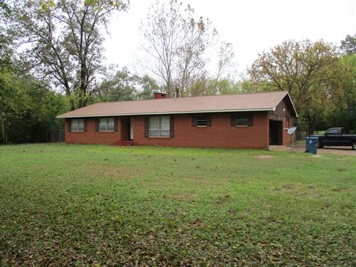 Rusk, TX Home For Sale : Rusk : Cherokee County : Texas