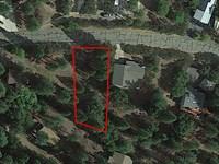 Hillside Residential Lot Near Lake : Groveland : Tuolumne County : California