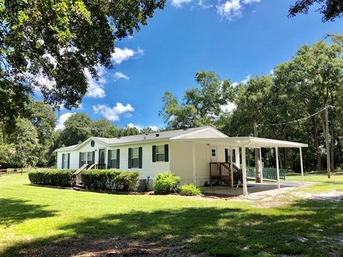 Gilchrist County FL Horse/Farm 20 : Bell : Gilchrist County : Florida