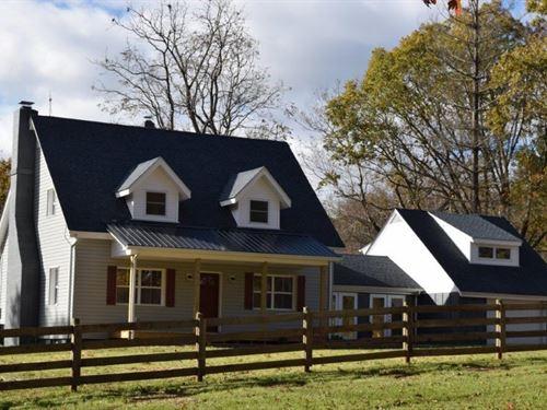 Floyd VA Country Home For Sale : Floyd : Virginia