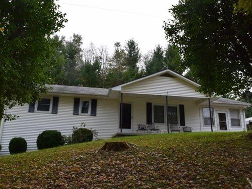 Floyd VA Country Home Private : Willis : Floyd County : Virginia