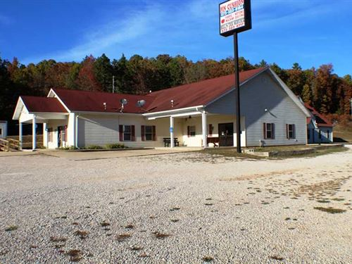 Commercial Property For Sale in VA : Van Buren : Carter County : Missouri