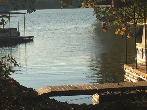 Home Two Lots at Lake Thunderhead : Unionville : Putnam County : Missouri