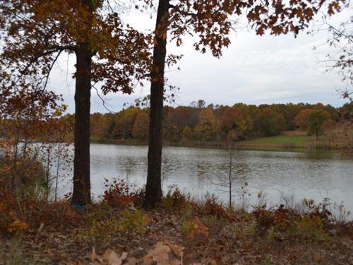 Lake Lot, Spring Lake Estates : West Plains : Howell County : Missouri