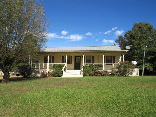 3 Acres With A Home In Yalobusha CO : Oakland : Yalobusha County : Mississippi