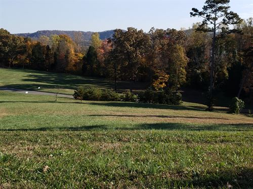 Lake View Lot In Shiloh Springs : Rutledge : Grainger County : Tennessee