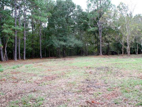 Bismark Rd- 1.55 Acres : Callahan : Nassau County : Florida
