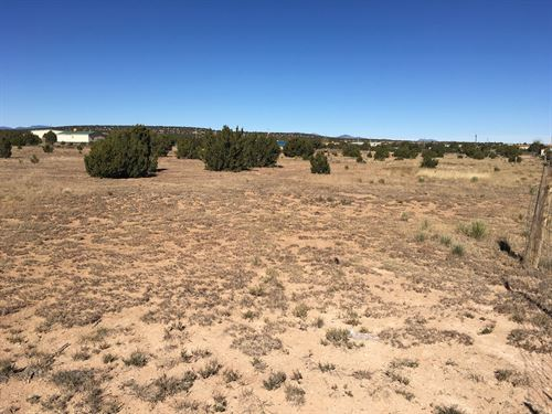 Central NM Vacant Lot Moriarty : Moriarty : Torrance County : New Mexico