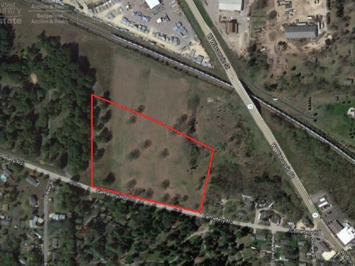 12+ Acre Parcel On The West Side Of : Portage : Columbia County : Wisconsin