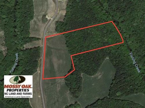 Under Contract, 11.77 Acres of WA : Whitakers : Nash County : North Carolina