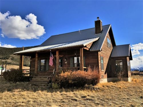 Charming Creede Cabin : Creede : Mineral County : Colorado