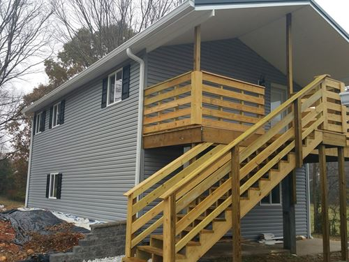 Just Remodeled Country Home : Franklin : Simpson County : Kentucky