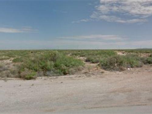 El Paso, Tx 1.736 Acres $89,999 : El Paso : Texas