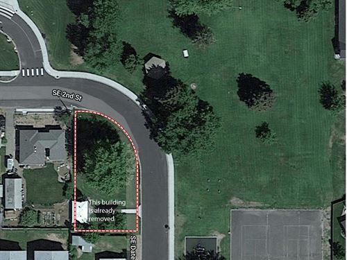 Fantastic Location to Build New : College Place : Walla Walla County : Washington