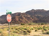 Superb 5 Ac Paved Road Power : Newberry Springs : San Bernardino County : California
