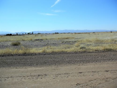 Prime Buildable Lot, Power & Water : Douglas : Cochise County : Arizona