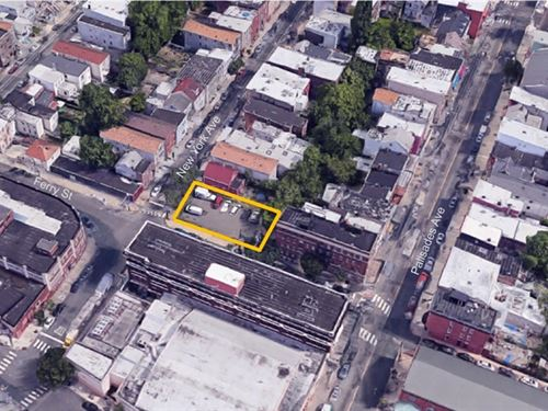 Development Site For 9 Units : Jersey City : Hudson County : New Jersey