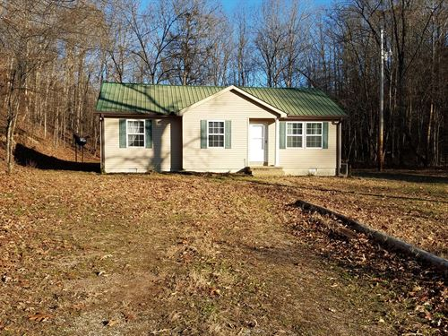 Country Home, Acreage in TN : Nunnelly : Hickman County : Tennessee