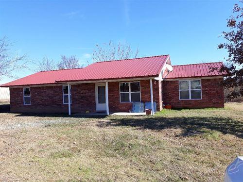 Country Home, Pushmataha CO : Moyers : Pushmataha County : Oklahoma