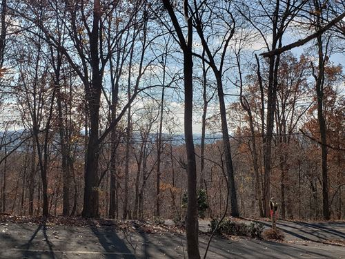 1.12 Acre Lot Seasonal Lake View : Mooresburg : Hawkins County : Tennessee