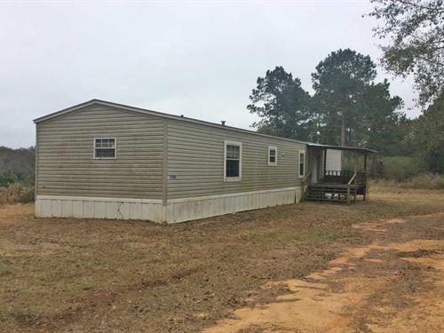 Center Ridge Rd M/H : Luverne : Crenshaw County : Alabama