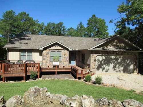 4 Bedroom/3 Bath Country Home : Eminence : Shannon County : Missouri