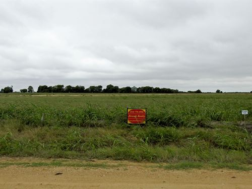 Lot 11, Highland Vistas : Thorndale : Milam County : Texas